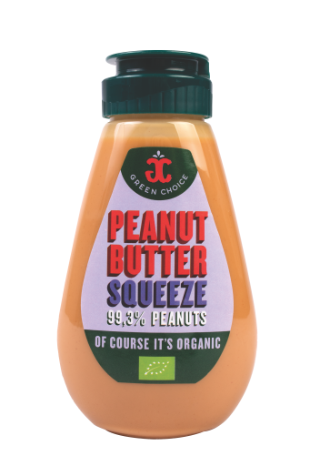 Peanut Butter Squeeze